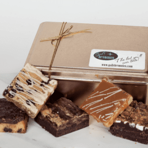 Large Brownie and Cookie Bar Gift Tin